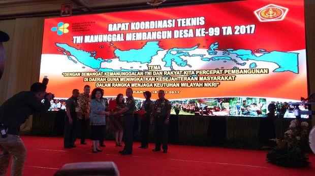 TNI dan Kemenkes bekerja sama  membangun 1 juta jamban.