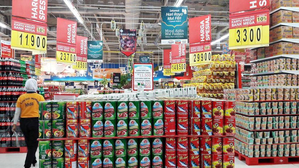 Transmart dan Carrefour Tawarkan Promo Ikan Kaleng