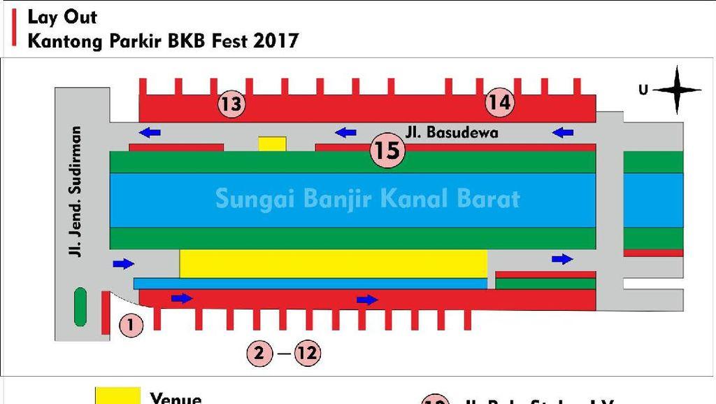 Festival Banjir Kanal Barat Siap Hibur Masyarakat Semarang