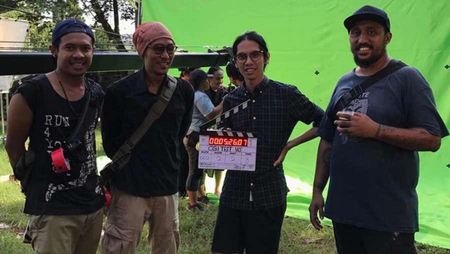 Mengintip Proses Syuting Film Wiro Sableng 212