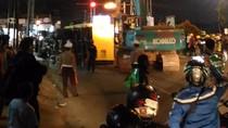 Diduga Karena Rem Blong, Sebuah Truk Hantam 3 Kendaraan di Depok