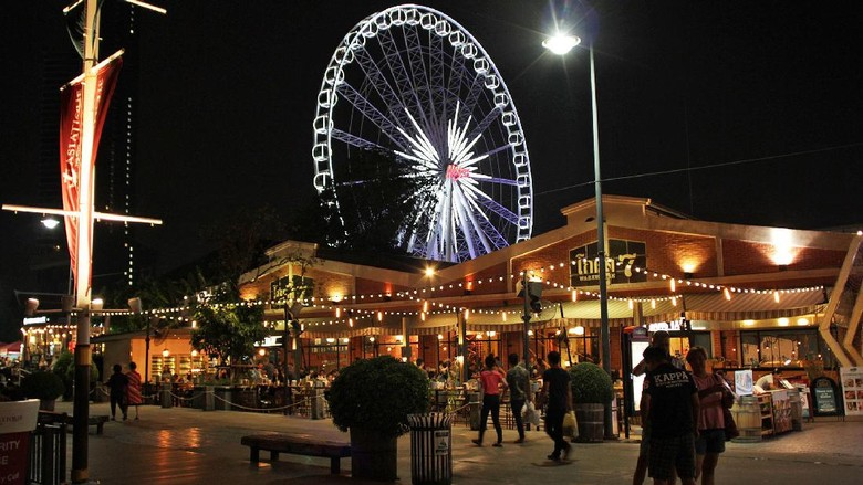 Foto: Asiatique (Randy/detikTravel)