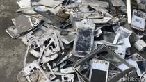Pemerintah Tertarik Kaji Aturan Pemusnahan Ponsel Rusak