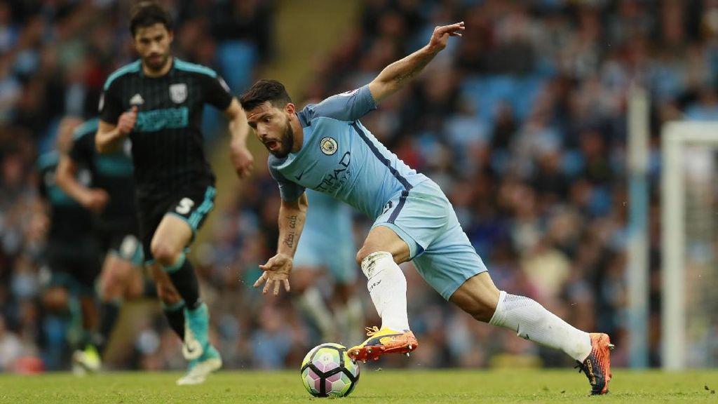 Aguero Bintang Utama Kemenangan City