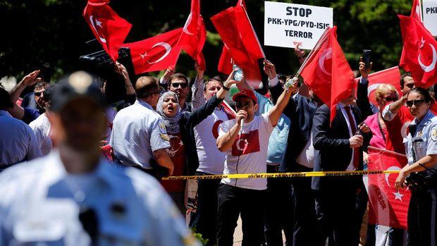Pendukung Erdogan
