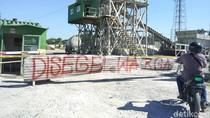 Bising dan Meresahkan, Warga Kediri Tuntut Pabrik Beton Ditutup