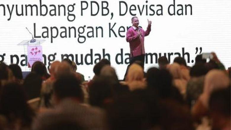 Menteri Pariwisata Arief Yahya / dok Facebook Kementerian Pariwisata