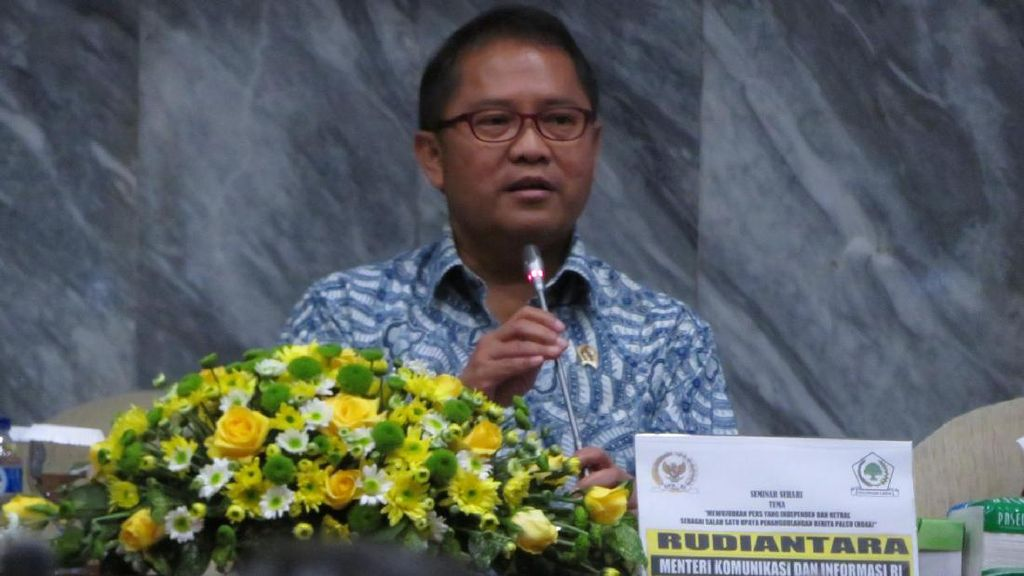 Menkominfo: Alhamdulillah, Indonesia Bersih dari WannaCry