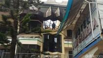 Kebakaran Hotel di Jalan Dipatiukur Berhasil Dipadamkan