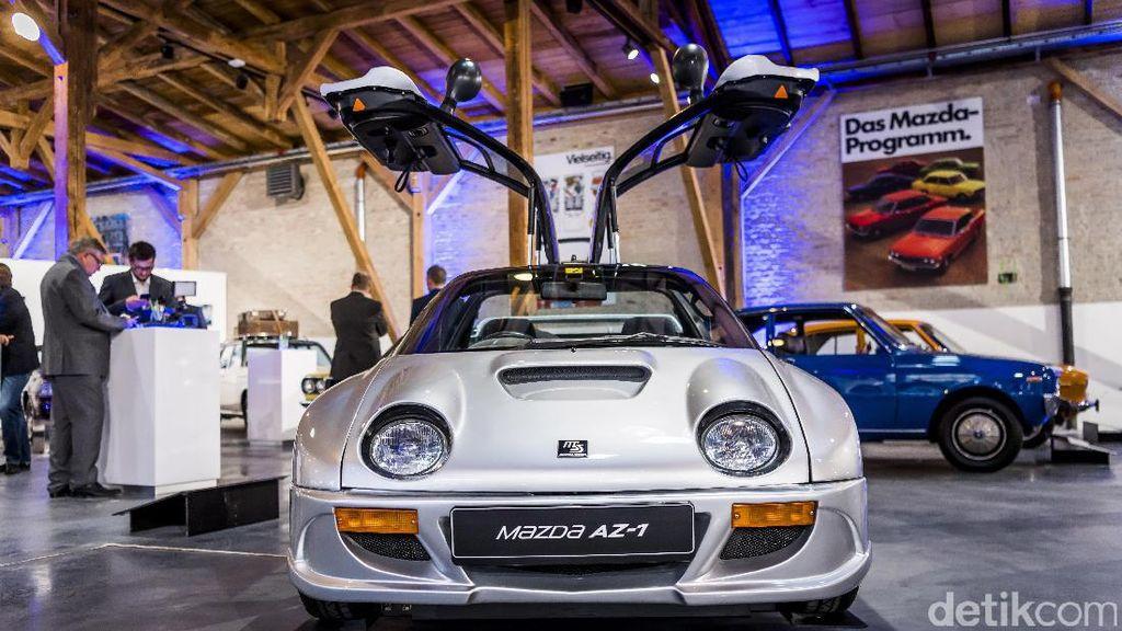 Deretan Mobil Mazda Jadul, dari yang Mirip Bemo Sampai Truk Kecil