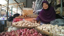 Jelang Ramadan, Harga Kebutuhan Pokok Mulai Naik di Bantul
