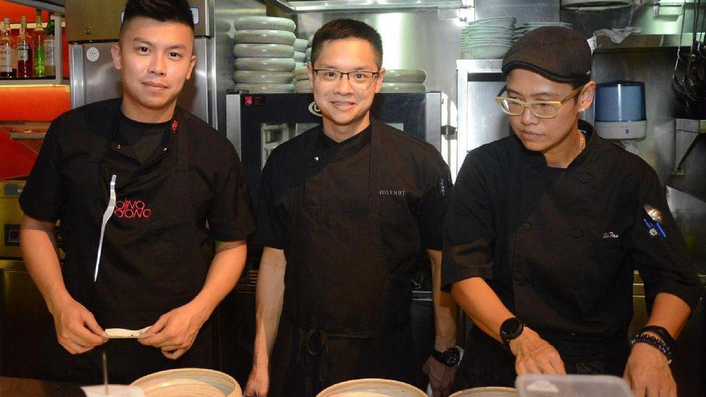 Peringati RISING 50, Singapura Hadirkan Chef dari Resto Peranakan Bintang Michelin