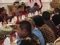 Jokowi: Stabilitas Politik dan Keamanan Tak Ada Masalah