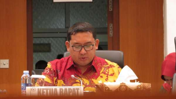 Fadli Zon: Pertanyakan Surat Pemanggilan Miryam, KPK Tak Paham UU