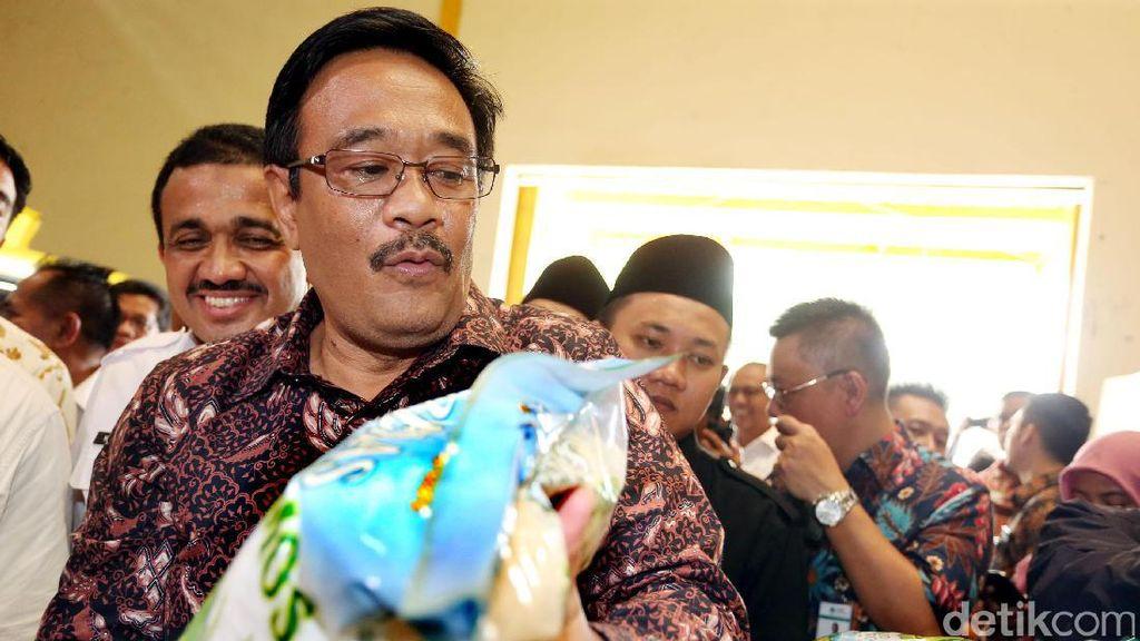 Jokowi Minta Stabilkan Harga Pangan, Djarot: Sudah dari Awal