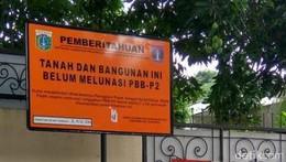 Tunggakan Pajak Rumah Mewah Capai Rp 200 Juta, Apa Boleh Dicicil?