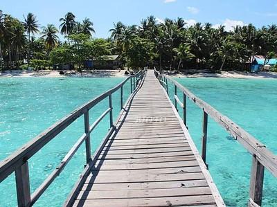 Popoongan, Sang Primadona Kepulauan Balabalagan
