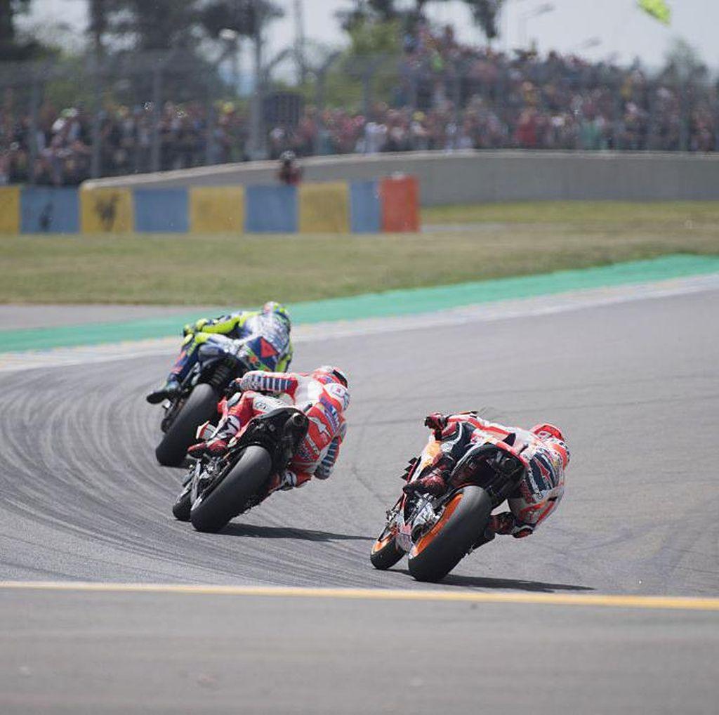 Statistik MotoGP Prancis