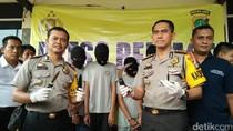 Peras Pengemudi Saat Macet di Cilincing, 4 Remaja Ditangkap
