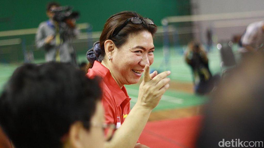 Piala Sudirman 2017: Perjudian Susy Susanti di Tanah Asing