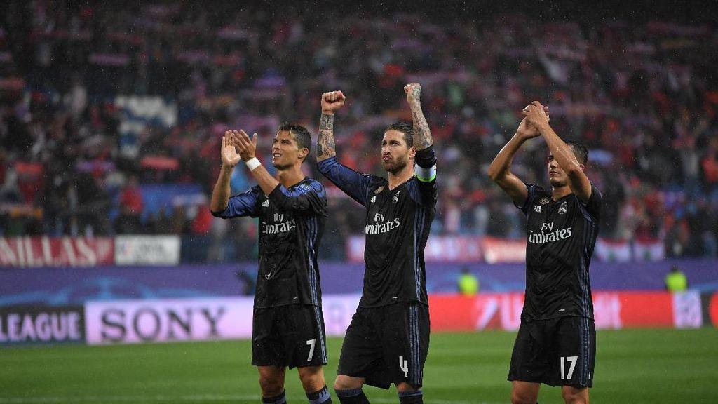 Juventus Tim yang Solid, tapi Madrid Unggulannya