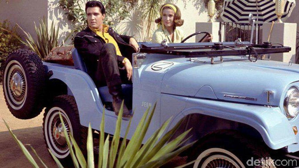 Mobil yang Pernah Ditunggangi Elvis Presley Dijual