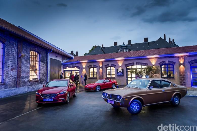 Mazda Bangun Museum Mobil Jepang Pertama di Eropa