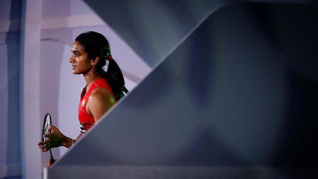 PV Sindhu, tunggal putri andalan India