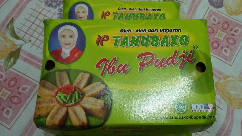 Tahu Baxo Bu Pudji dari Semarang (Bonauli/detikTravel)