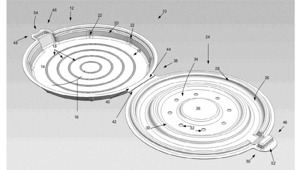 Boks Pizza Pun Dipatenkan Oleh Apple