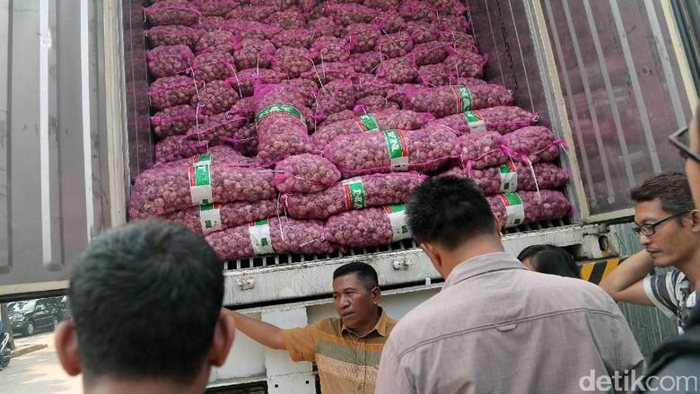 Mau Impor Bawang Putih, Pedagang Harus Jual Rp 38.000/Kg