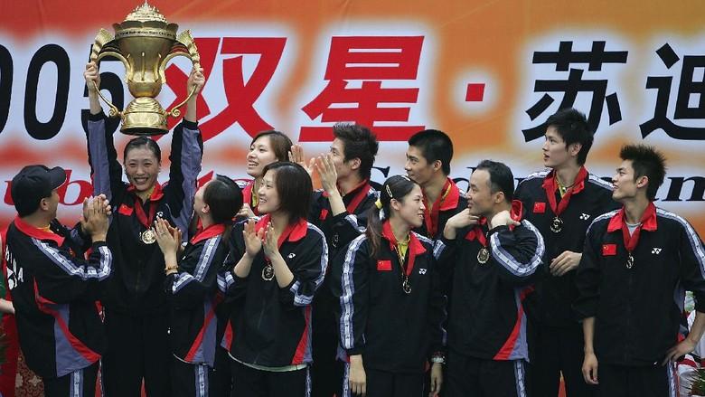 Tanpa Komando Li Yongbo, Mampukah China Juara di Gold Coast?