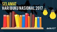 Selamat Hari Buku Nasional 2017