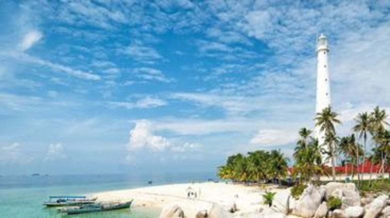 Geopark Belitung / dok Facebook Kementerian Pariwisata