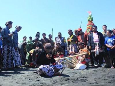 Yogyakarta Punya Atraksi Wisata Baru di Pantai Pasir Kadilangu