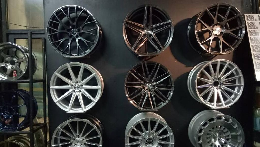 Mengenal Jenis-jenis Pelek Mobil