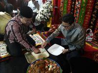 Eratkan Persatuan, Sandiaga Silaturahmi ke Medan
