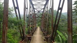 Ini Rel Mati di Sumatera yang Mau Dihidupkan Jokowi