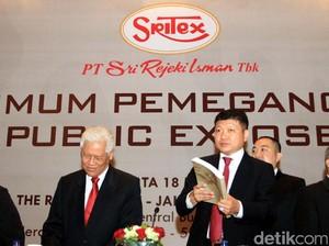 Sritex Bagi Deviden Rp 55,78 Milliar