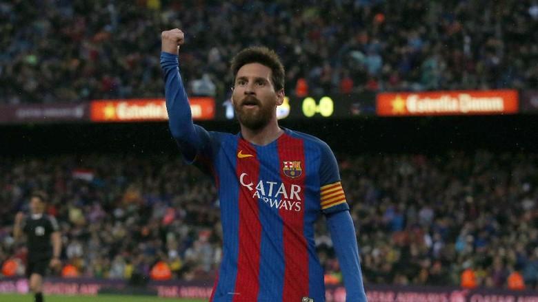 Lionel Messi (REUTERS/Albert Gea)