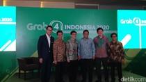 Markas Kudo Jadi Pusat Riset Grab di Indonesia