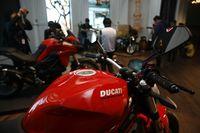Motor Ducati yang baru dirilis