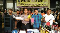 Sabu 4 Kg dalam AC Ditemukan di X-Ray Pelabuhan Tanjung Priok