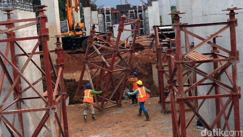 Meski Anggaran Dihemat, Proyek Infrastruktur Tak Boleh Mangkrak