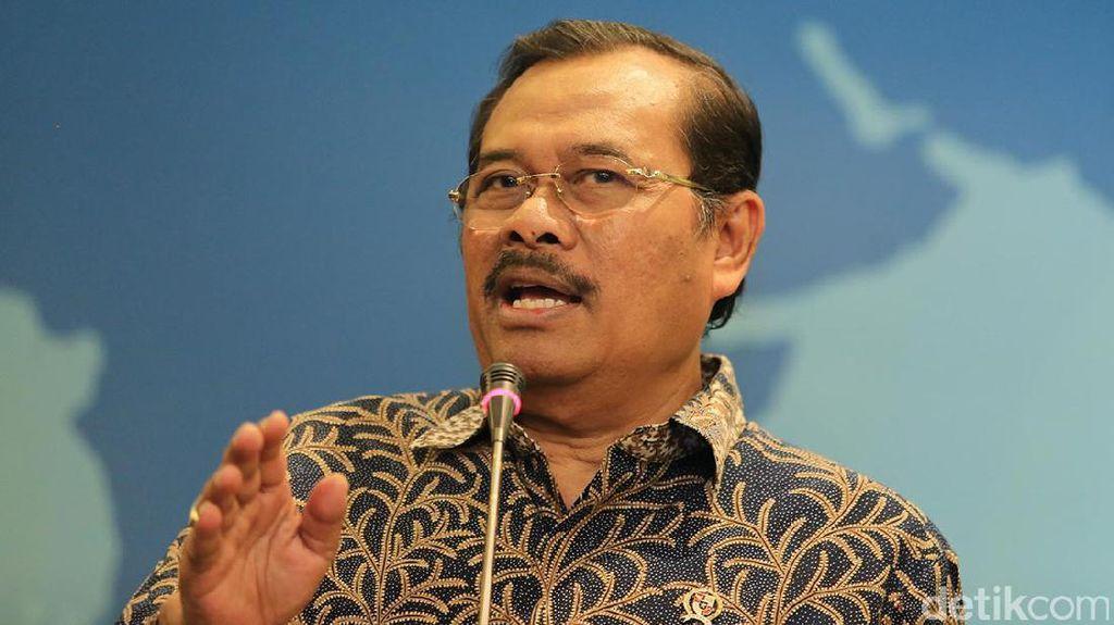 Jaksa Agung Mengaku Tak Kejar Target soal Perkara SMS Hary Tanoe
