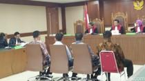Dua Penyuap Brotoseno Dituntut 5 Tahun Penjara