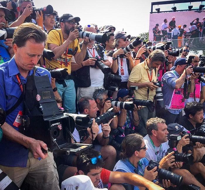 Fotografer Joshua Paul membuktikan hal tersebut. Foto: Joshua Paul