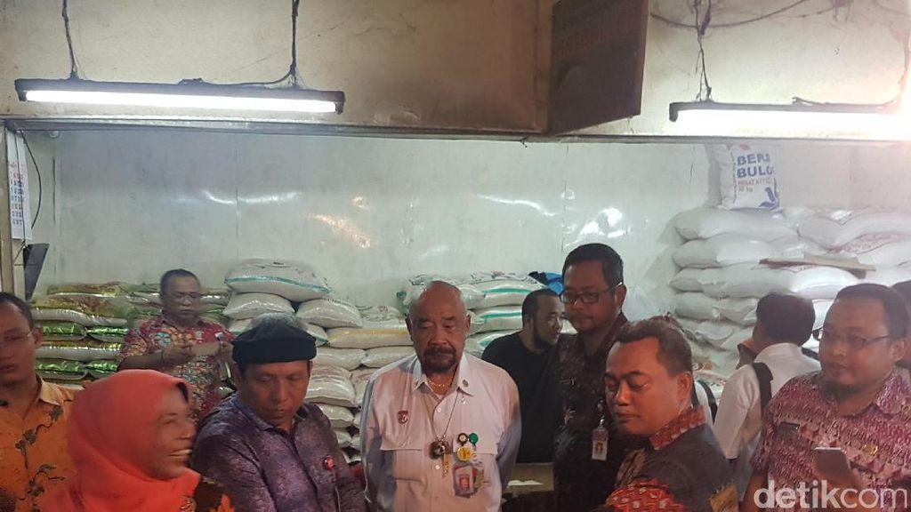 Jelang Ramadan, Pemda Banten Cek Harga Pangan di Pasar