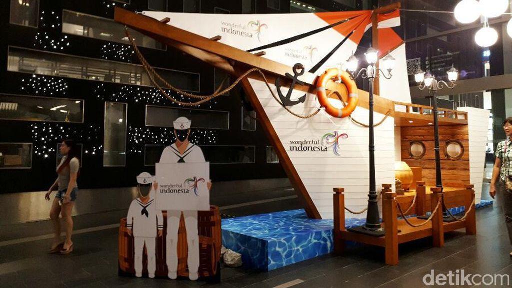 Gaet Turis, Indonesia Siap Gelar Event Seru di Bukit Bintang Malaysia