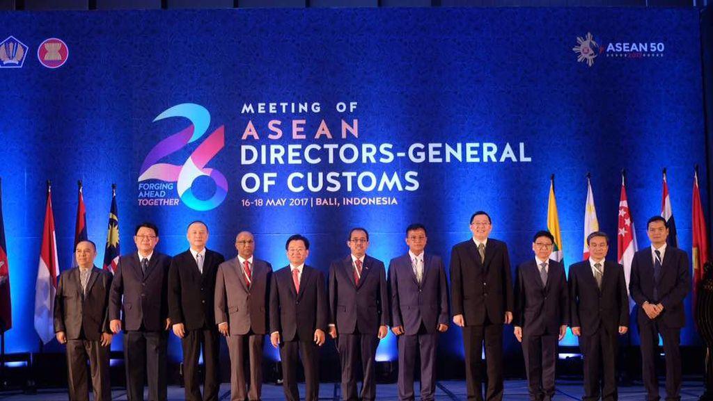 Ini Hasil Pertemuan Dirjen Bea Cukai se-ASEAN di Bali